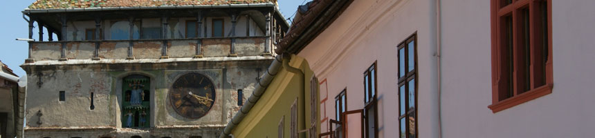 Turm in Sighisoara
